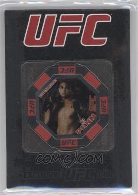 2010 Topps UFC Main Event Chips #13 - B.J. Penn (BJ Penn)