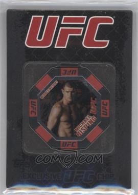 2010 Topps UFC Main Event Chips #8 - Michael Bisping
