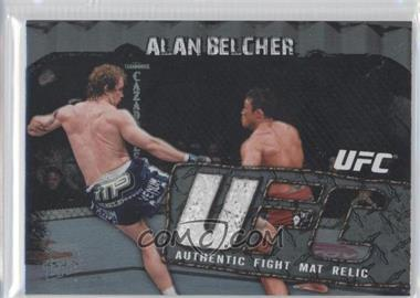 2010 Topps UFC Main Event Fight Mat Relics #FMR-AB - Alan Belcher