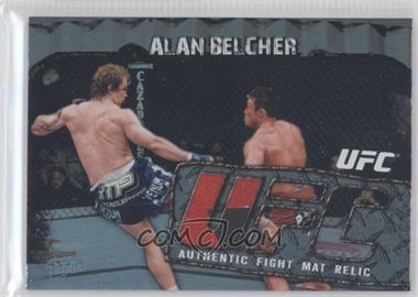 2010 Topps UFC Main Event Fight Mat Relics #FMR-AB - Alan Belcher