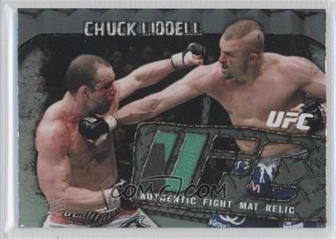 """2010 Topps UFC Main Event Fight Mat Relics #FMR-CL - Chuck """"The Iceman"""" Liddell (Chuck Liddell)"""