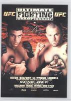 UFC37.5 (Vitor Belfort, Chuck Liddell)