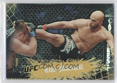 2010 Topps UFC Main Event Gold #105 - Eliot Marshall