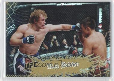 2010 Topps UFC Main Event Gold #36 - Alan Belcher