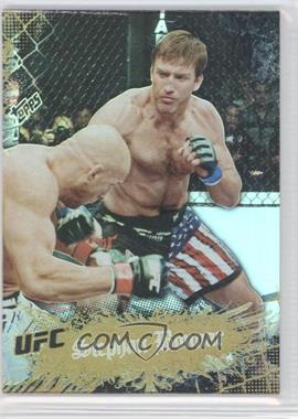 2010 Topps UFC Main Event Gold #46 - Stephan Bonnar