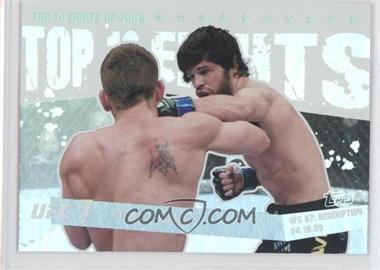 2010 Topps UFC Main Event Top 10 Fights of 2009 #TT09 19 - Sam Stout, Matt Wiman