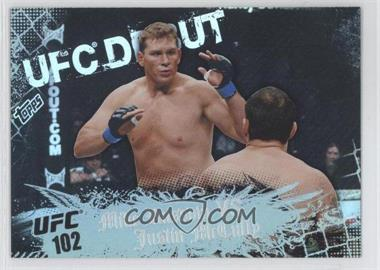 2010 Topps UFC Main Event #127 - Mike Russow