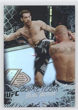 2010 Topps UFC Main Event #99 - Matt Brown