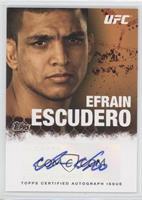 Efrain Escudero