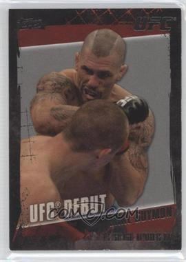 2010 Topps UFC Series 4 - [Base] - Gold #155 - Mike Guymon