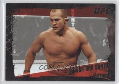 2010 Topps UFC Series 4 - [Base] - Onyx #103 - Junior Dos Santos /188