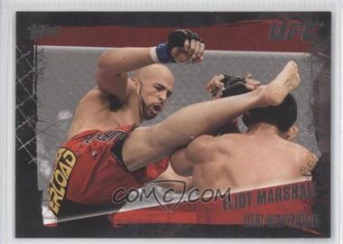 2010 Topps UFC Series 4 - [Base] #18 - Eliot Marshall