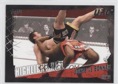 2010 Topps UFC Series 4 - [Base] #191 - Highlight Reel - Jon Jones vs Stephan Bonnar