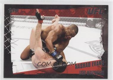 2010 Topps UFC Series 4 - [Base] #61 - Rashad Evans