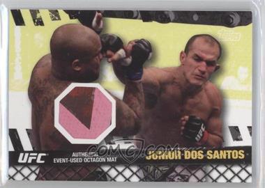 2010 Topps UFC Series 4 - Fight Mat Relics #FM-JDS - Junior Dos Santos