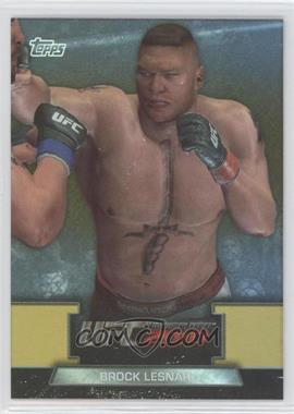 2010 Topps UFC Series 4 - Greats of the Game #GTG-4 - Brock Lesnar
