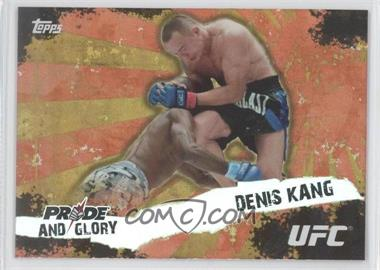 2010 Topps UFC Series 4 - Pride and Glory #PG-10 - Denis Kang