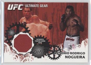 2010 Topps UFC Series 4 - Ultimate Gear Relic #UG-AN - Antonio Rogerio Nogueira