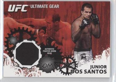 2010 Topps UFC Series 4 - Ultimate Gear Relic #UG-JDS - Junior Dos Santos