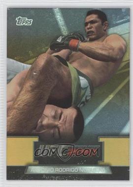"2010 Topps UFC Series 4 [???] #GTG-10 - Antonio Rodrigo ""Minotauro"" Nogueira"