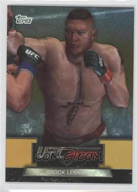 2010 Topps UFC Series 4 [???] #GTG-4 - Brock Lesnar