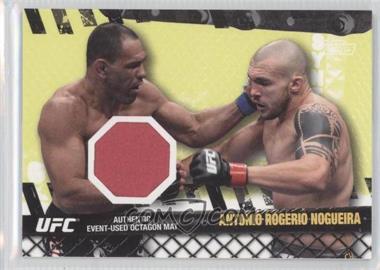 "2010 Topps UFC Series 4 Fight Mat Relics #FM-ARN - Antonio Rogerio ""Minotouro"" Nogueira"