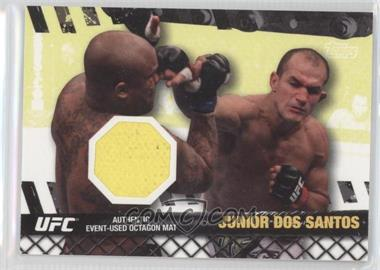 2010 Topps UFC Series 4 Fight Mat Relics #FM-JDS - Junior Dos Santos