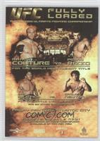 UFC31 (Randy Couture, Pedro Rizzo, Pat Miletich, Carlos Newton)
