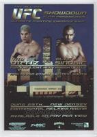 UFC32 (Tito Ortiz, Elvis Sinosic)