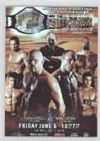 UFC43 (Chuck Liddell, Randy Couture, Frank Mir, Ken Shamrock, David