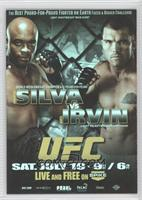 UFC Fight Night 14 (Anderson Silva, James Irvin)