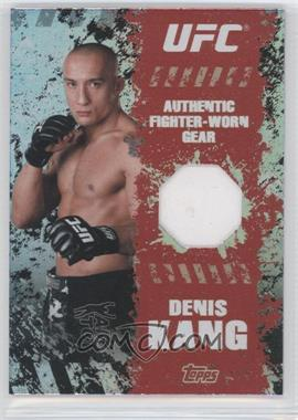 2010 Topps UFC Series 4 Fighter Gear Relics #FR-DK - Denis Kang