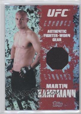 2010 Topps UFC Series 4 Fighter Gear Relics #FR-MK - Martin Kampmann