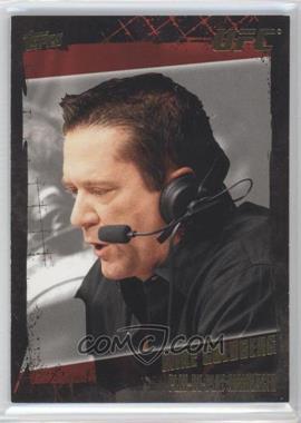 2010 Topps UFC Series 4 Gold #168 - Mike Goldberg