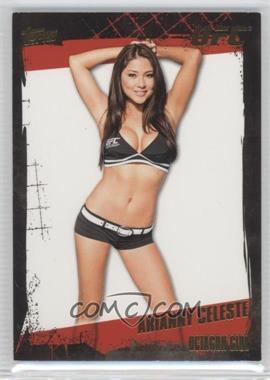 2010 Topps UFC Series 4 Gold #171 - Arianny Celeste