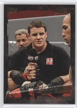 2010 Topps UFC Series 4 Gold #179 - Marc Goddard