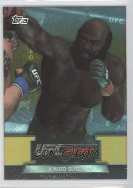 "2010 Topps UFC Series 4 Greats of the Game #GTG-1 - Kevin ""Kimbo Slice"" Ferguson"