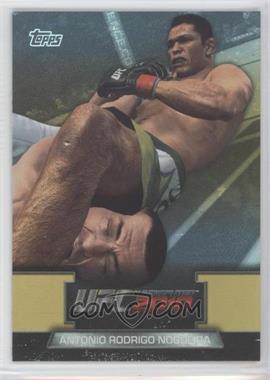 "2010 Topps UFC Series 4 Greats of the Game #GTG-10 - Antonio Rodrigo ""Minotauro"" Nogueira"