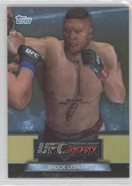 2010 Topps UFC Series 4 Greats of the Game #GTG-4 - Brock Lesnar
