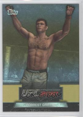 2010 Topps UFC Series 4 Greats of the Game #GTG-9 - Forrest Griffin