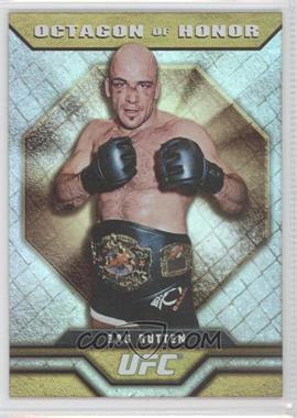 2010 Topps UFC Series 4 Octagon of Honor #OOH-5 - Bas Rutten