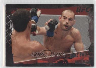 2010 Topps UFC Series 4 Onyx #60 - Mike Swick /188