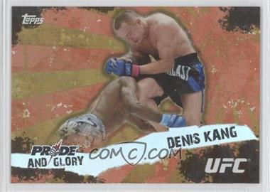 2010 Topps UFC Series 4 Pride and Glory #PG-10 - Denis Kang