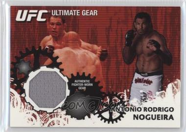 2010 Topps UFC Series 4 Ultimate Gear Relic #UG-AN - Antonio Rogerio Nogueira