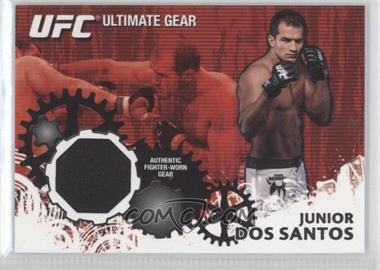 2010 Topps UFC Series 4 Ultimate Gear Relic #UG-JDS - Junior Dos Santos