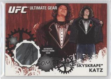 2010 Topps UFC Series 4 Ultimate Gear Relic #UG-TK - [Missing]