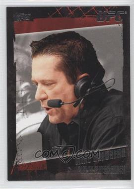 2010 Topps UFC Series 4 #168 - Mike Goldberg
