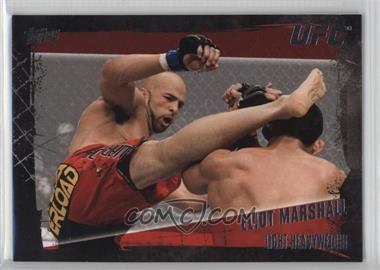 2010 Topps UFC Series 4 #18 - Eliot Marshall