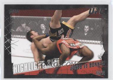 2010 Topps UFC Series 4 #191 - Jon Jones vs Stephan Bonnar