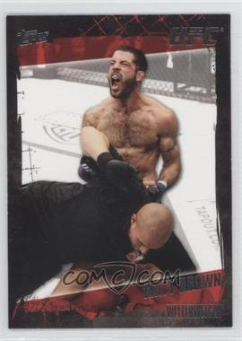 2010 Topps UFC Series 4 #27 - Matt Brown
